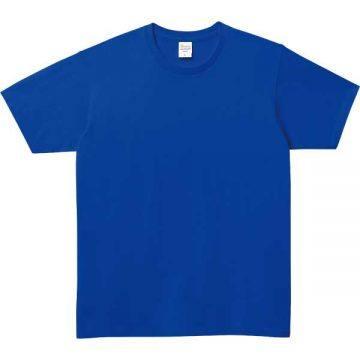 ベーシックTシャツ032.ロイヤルブルー