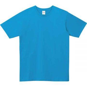 ベーシックTシャツ034.ターコイズ