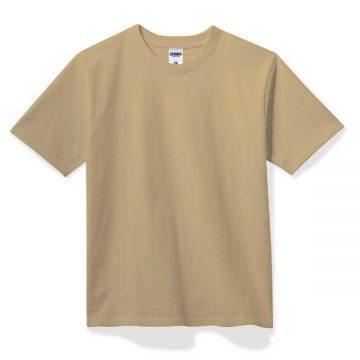 10.2オンススーパーヘビーウェイトTシャツ65.サンドカーキ