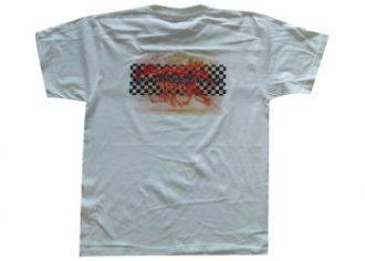 人気のヘビーウェイトTシャツで部活Tシャツを作りました