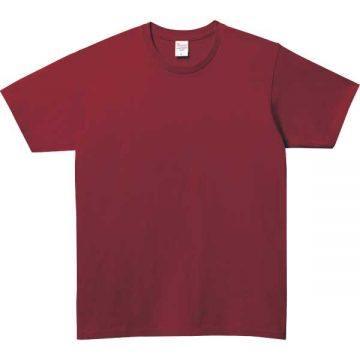 ベーシックTシャツ112.バーガンディ