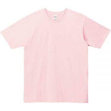 ベーシックTシャツ132.ライトピンク