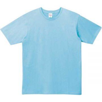 ベーシックTシャツ133.ライトブルー
