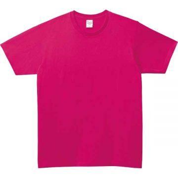 ベーシックTシャツ146.ホットピンク
