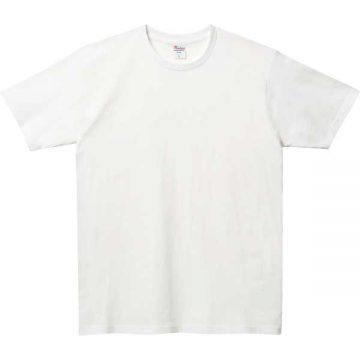 ベーシックTシャツ401.オフホワイト