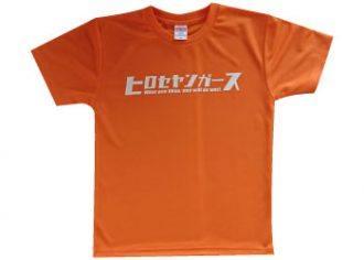 ドライアスレチックTシャツで練習着