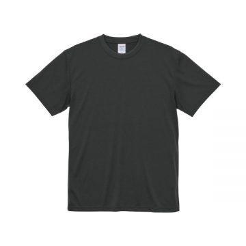 5.6オンスドライコットンタッチTシャツ(ノンブリード)011.ダークグレー
