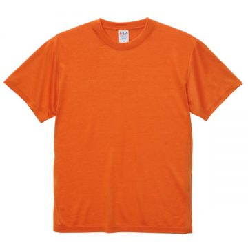 5.6オンスドライコットンタッチTシャツ(ノンブリード)064.オレンジ