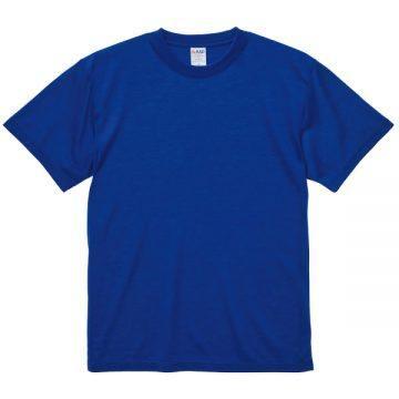 5.6オンスドライコットンタッチTシャツ(ノンブリード)084.コバルトブルー