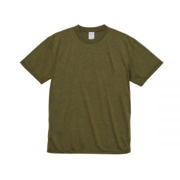5.6オンスドライコットンタッチTシャツ(ノンブリード)246.アシッドオリーブ