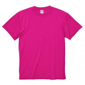 5.6オンスドライコットンタッチTシャツ(ノンブリード)511.トロピカルピンク