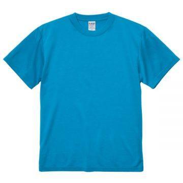 5.6オンスドライコットンタッチTシャツ(ノンブリード)538.ターコイズブルー