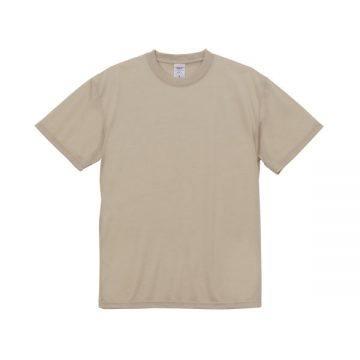 5.6オンスドライコットンタッチTシャツ(ノンブリード)545.サンドベージュ