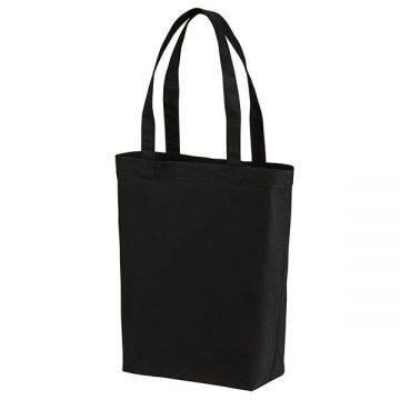 スタンダードキャンバストートバッグ(Mサイズ)002.ブラック