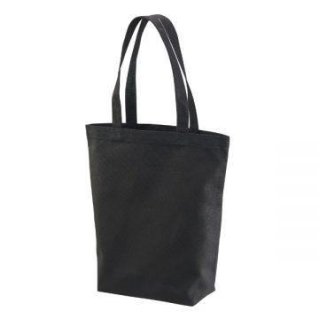 レギュラーキャンバストートバッグ(Mサイズ)002.ブラック