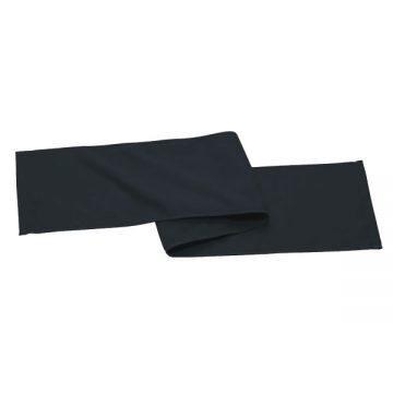 カラーマフラータオル005.ブラック