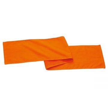 カラーマフラータオル015.オレンジ