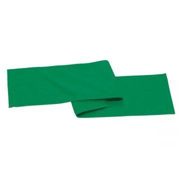 カラーマフラータオル025.グリーン