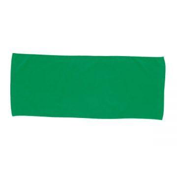 カラーフェイスタオル025.グリーン