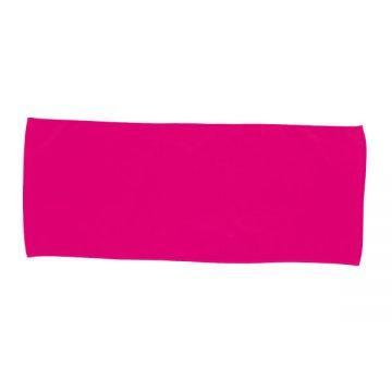 カラーフェイスタオル146.ホットピンク