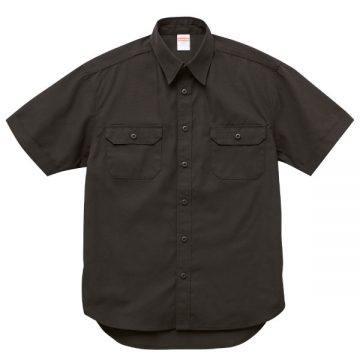 T/Cワークシャツ002.ブラック