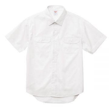 T/Cワークシャツ003.ホワイト