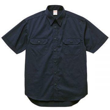 T/Cワークシャツ717.ダークネイビー