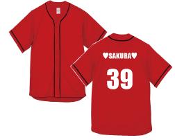 野球Tシャツ5982
