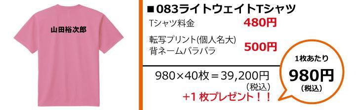 予算別1,000円086個人名